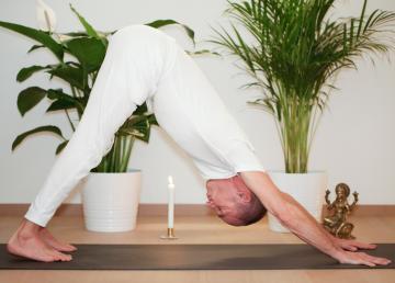 Une conversation avec David, notre prof de Hatha Yoga